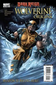Wolverine: Origins (2006) #33 cover