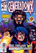 Generation X (1994) #60 cover