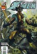 Astonishing X-Men (2004) #28 cover