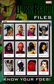 Dark Reign Files (2009) #1