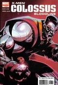 X-Men: Colossus Bloodline (2005) #1 cover