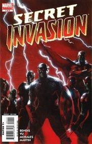 Secret Invasion (2008) #1