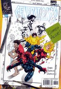 Generation X (1994) #38 cover