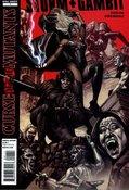 X-Men: Curse of the Mutants - Storm & Gambit (2010) #1 cover