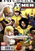 Astonishing X-Men: Xenogenesis #2 cover