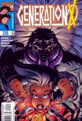 Generation X (1994) #35 cover