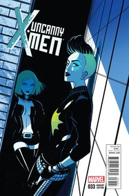 Uncanny X-Men (2013) #33 cover