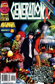 Generation X (1994) #19 cover