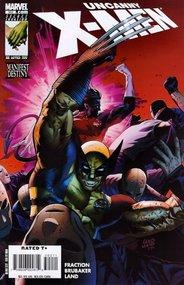 Uncanny X-Men (1963) #502