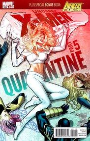 Uncanny X-Men (1963) #534 cover