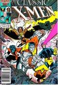 Classic X-Men  (1986) #7 cover