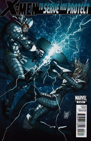 X-Men: To Serve and Protect (2010) #3