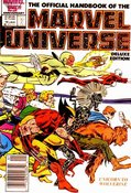 Official Handbook Of The Marvel Universe - Deluxe Edition #14 cover