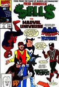 Fred Hembeck Sells the Marvel Universe #1 cover