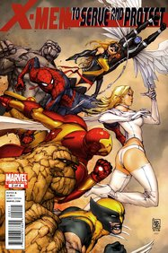X-Men: To Serve and Protect (2010) #2