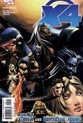 X-Men/Fantastic Four (2005) #5 cover