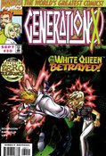 Generation X (1994) #30 cover