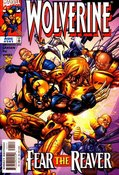 Wolverine (1988) #141 cover
