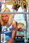 Emma Frost (2003) #18 cover