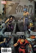New X-Men (2004) #27 cover