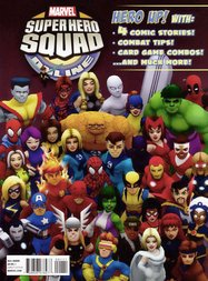 Super Hero Squad MMO Magazine (2011) #1