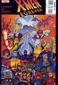 X-Men Forever Alpha (2009) #1 cover