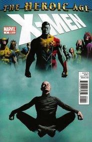 The Heroic Age: X-Men (2011) #1