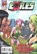 Exiles (2009) #6 cover