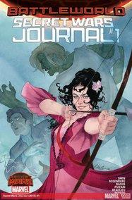 Secret Wars Journal (2015) #1