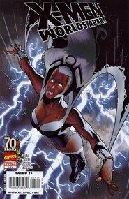 X-Men: Worlds Apart (2008) #4