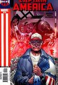 Captain America (2005) #10 cover