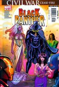 Black Panther (2005) #18 cover