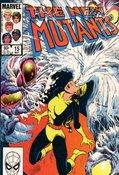 New Mutants (1983) #15 cover