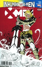Extraordinary X-Men (2015) #19