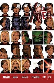 Uncanny X-Men (2013) #14 cover