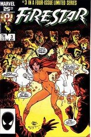 Firestar (1986) #3