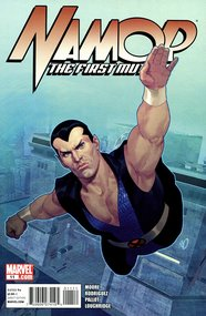 Namor: The First Mutant (2010) #11 cover
