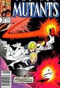 New Mutants (1983) #51 cover