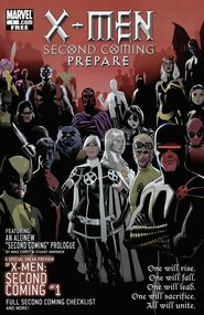 Second Coming: Prepare (2010) #1