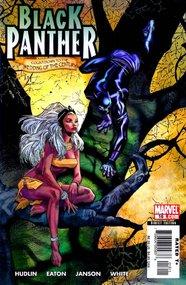 Black Panther (2005) #16