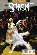 X-Men: Schism (2011) #3 cover