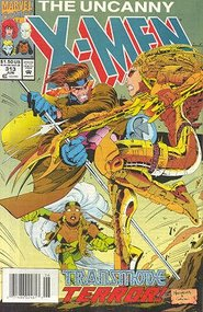 Uncanny X-Men (1963) #313