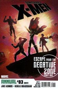 Uncanny X-Men Annual (2009) #3