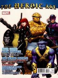 Heroic Age Magazine (2010) #1