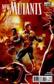 New Mutants (2009) #20