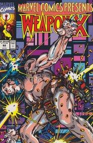 Marvel Comics Presents (1988) #82