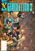 Generation X (1994) #70 cover
