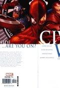 Civil War (2006) #2 cover