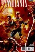 New Mutants (2009) #20 cover