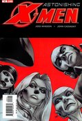 Astonishing X-Men (2004) #15 cover